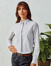 Maxton Check Womens Long Sleeve Shirt